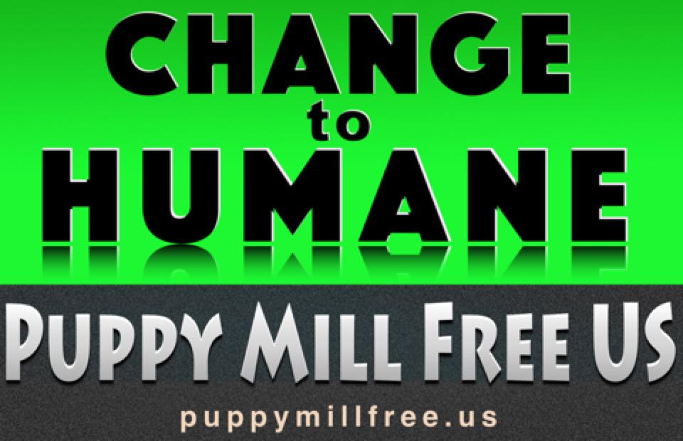 Change to Humane Poster: Green
