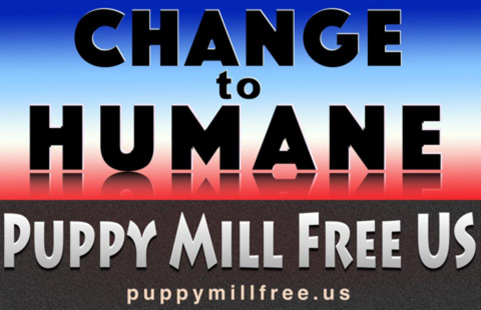 Change to Humane Poster: US